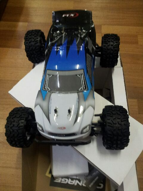 FTX Carnage 1/10 4WD Brushed Truggy 2.4GHz Waterproof RTR Comple