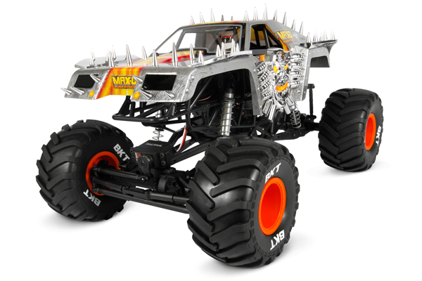 Axial Max-D rtr 1/10th