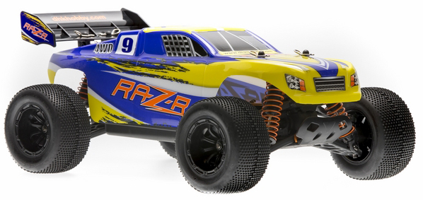 DHK Razor 4wd Truggy rtr rc car complete
