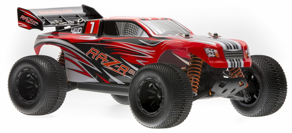 DHK RAZ-R 1:10 Truggy Brsh/LESS 4WD rtr rc car