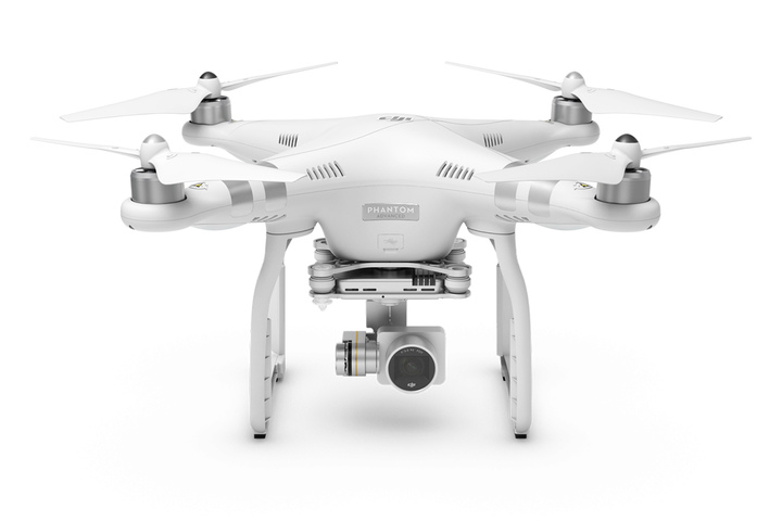 DJI Phantom 3 Advanced , Rtf complete, GPS FPV wifi Drone.