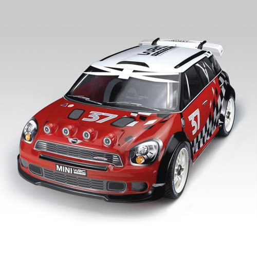 Thunder Tiger ER-4 G3 MINI WRC11,RTR