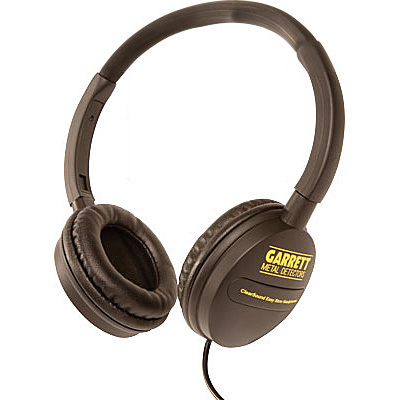 Garrett Clear sound easy stow headphones