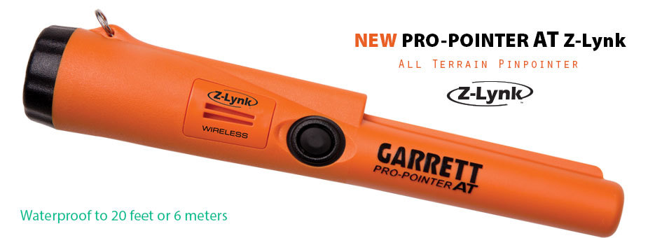 Garrett Pro-Pointer AT Z-Lynk Handheld Detector