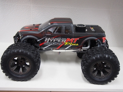 Hobao Nitro 1/8 MT rtr sport, Toys & Things