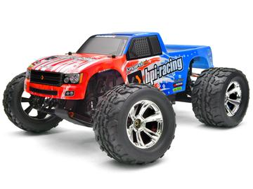 HPI Jumpshot MT V2.0 1/10 2WD Electric rc Monster Truck RTR