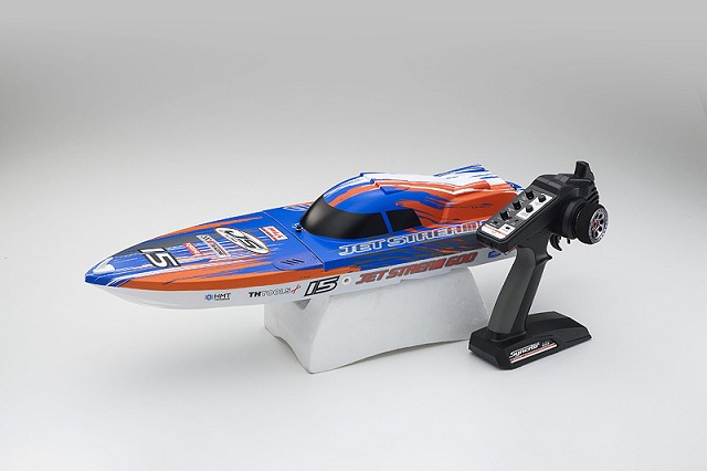 Kyosho Jetstream 600 rc boat rtr