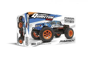 Maverick Quantum MT 1/10 4WD Flux Brushless Electric rc Monster