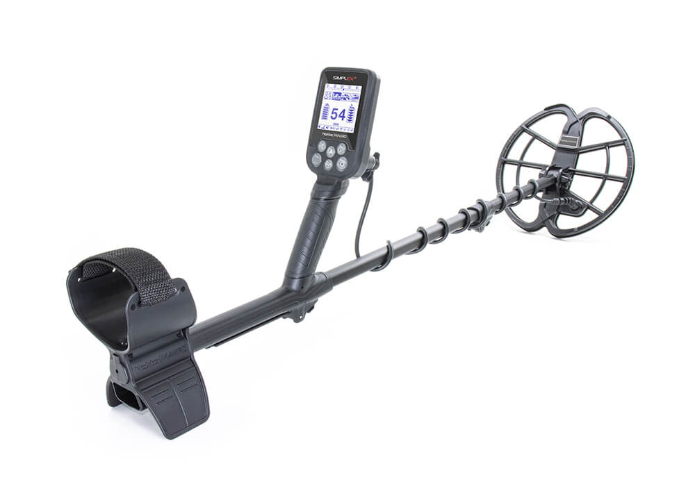 Nokta Simplex(WHP),3m waterproof,metal detector.wireless hphones