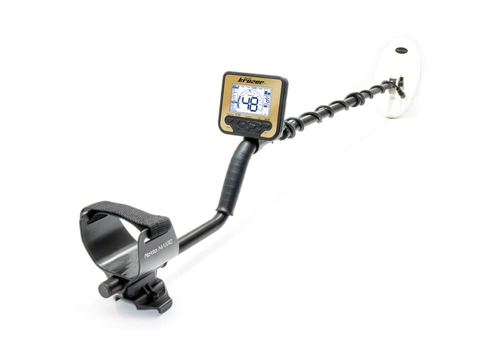 Nokta Gold Kruzer, 5m waterproof, metal detector
