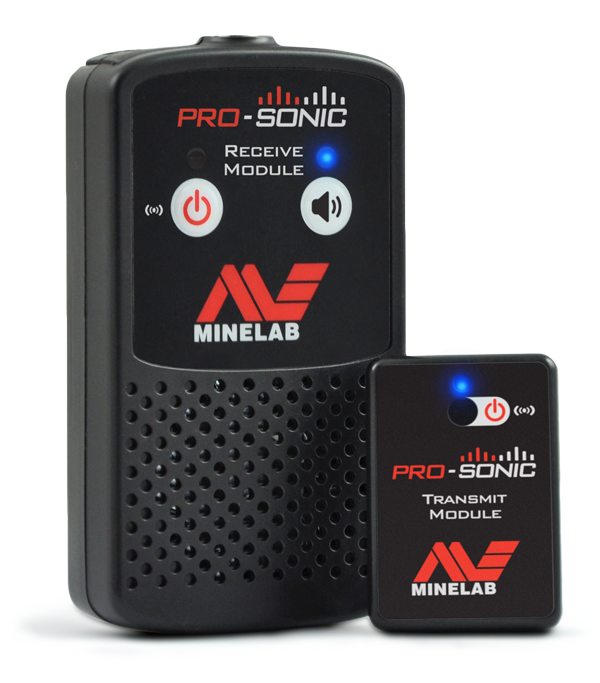 Minelab ProSonic Wireless audio system