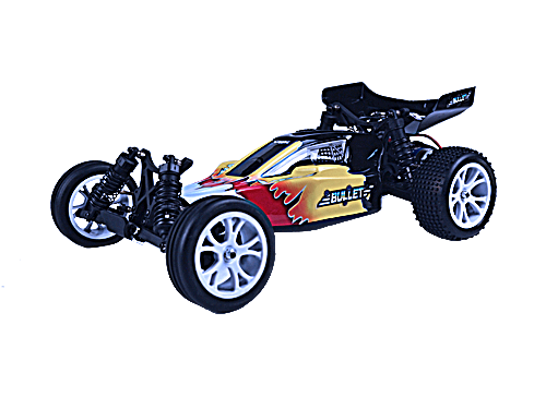 VRX Bullet,1/10 rc buggy 2WD BRUSHED rc car rtr + battery n char
