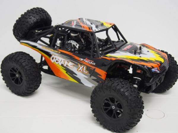 RH Octane Brushless rtr complete 1/10 large buggy