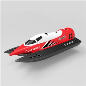 Racent Claymore rc boat rtr complete