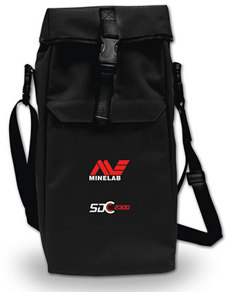 Minelab SDC2300 Backpackbag