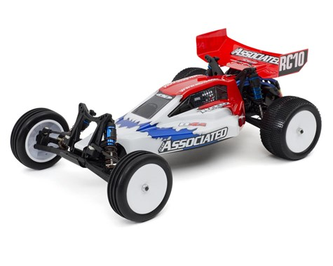 Team Associated 1/10 B4.2 brushless 2wd buggy rtr