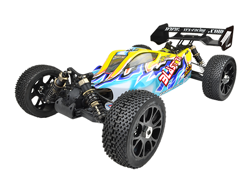 VRX Blast BX 1/8 BL rc buggy RTR complete