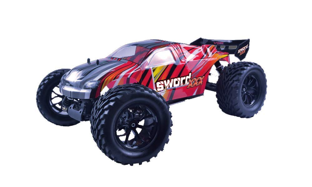 VRX RC sword XXX large 1/10 truggy Rtr rc car battery n charger