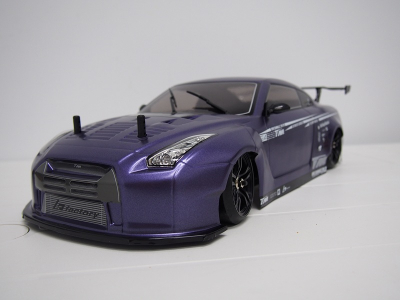Team Magic E4D MF brushed 1/10 Drift Car RTR r35