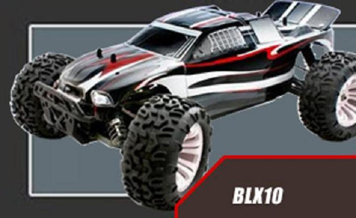 BLX10 Sword BLX10 4WD Brushless Stadium Truck