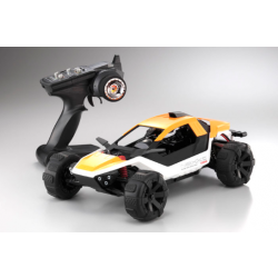 Kyosho Ep2SM Rset Next orange RTR complete