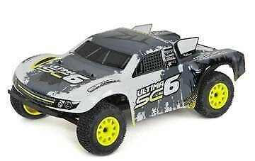 Kyosho 1/10 EP RTR 2WD Brushless Ultima C6 Rc Shortcourse Truck