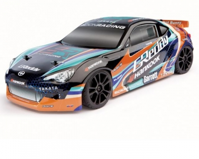 Team Associated Apex Scion Racing FR-S Brushless Drift Car RTR