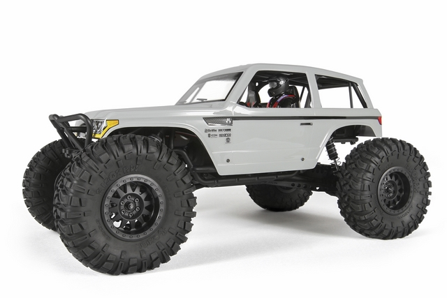 Axial Wraith Spawn RTR 1/10 Rock racer