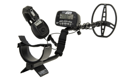 Garrett AT Pro International +pouch,skidplate 3m waterproof
