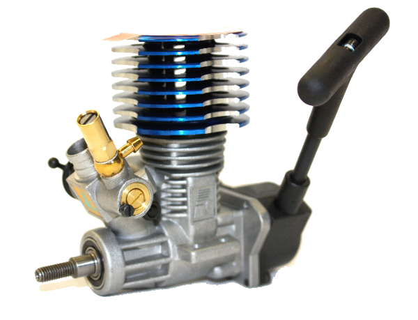 FORCE 15S ABC WITH PULL START AND SLIDE CARB