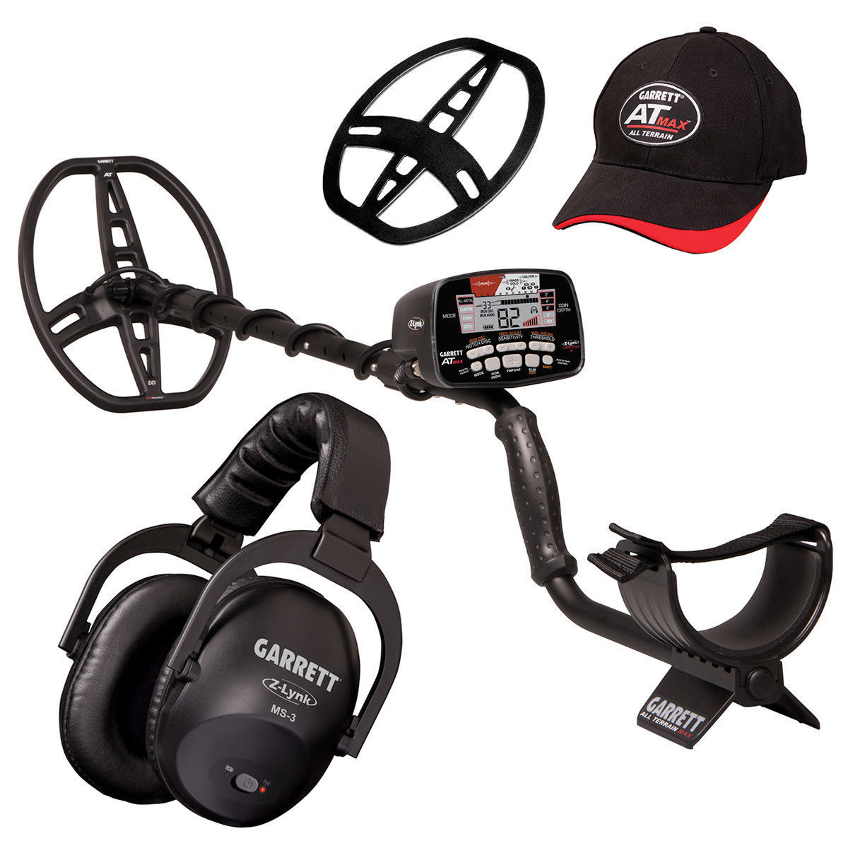 Garrett AT Max metal detector 3m waterproof