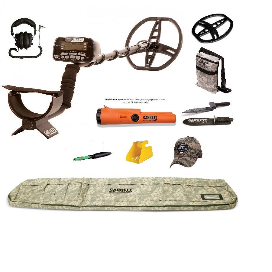 Garrett AT Pro International Adventure Pack