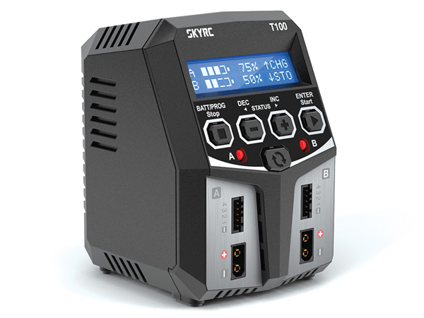 SkyRC T100 Battery Charger