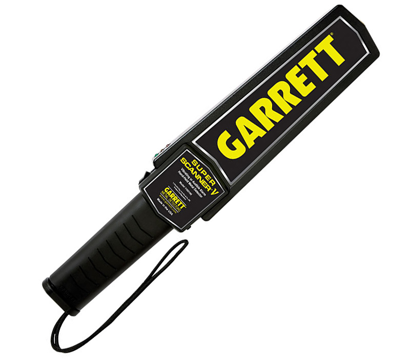 Garrett Security Super scanner V