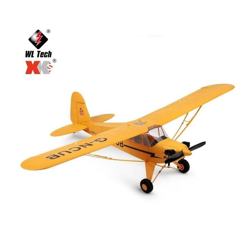 A160-J3 SKYLARK RC AIRPLANE WITH BRUSHLESS MOTOR RTF complete