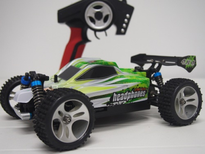 rc High Speed 1/18 Buggy (70 km/h) rtr complete